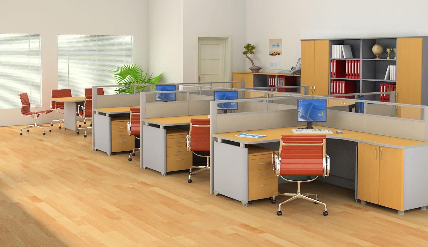 Phòng làm việc nhân viên