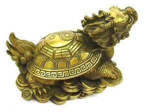Cách đặt rùa đầu rồng đúng phong thủy