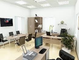 Vị trí ngồi làm việc cho giám đốc và nhân viên