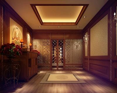 Phong Thủy phòng thờ