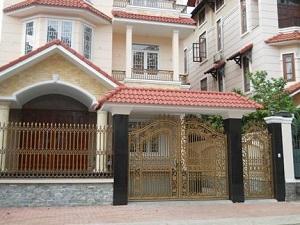 Mở cổng nâng cao vận khí cho ngôi nhàMở cổng nâng cao vận khí cho ngôi nhà