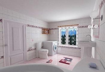 Chọn căn hộ trước khi mua chung cư nên lưu ý vị trí nhà vệ sinh.