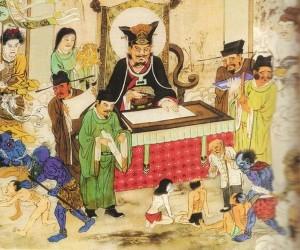 Địa ngục và tội phước trong Kinh Địa Tạng