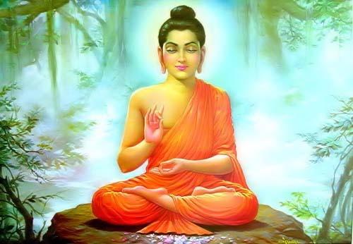 Đức Phật – Thái tử Tất - Đạt - Đa