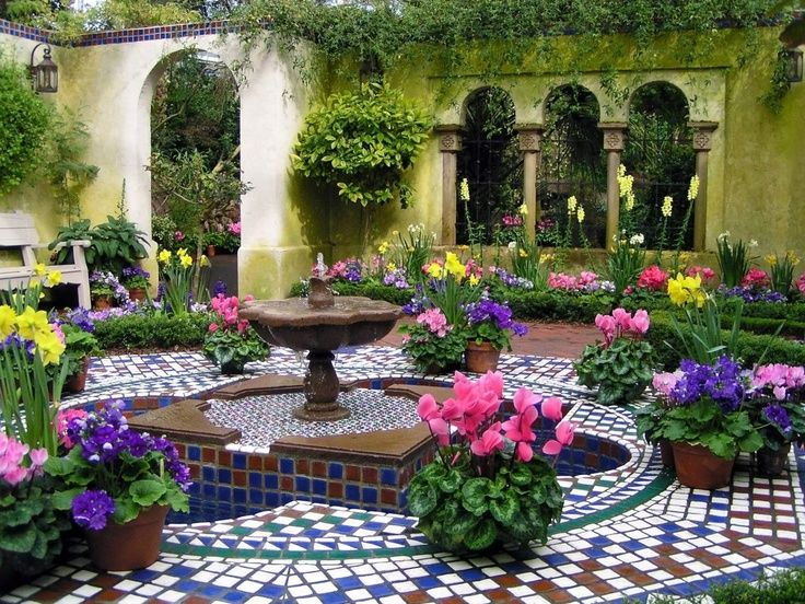 phong thuy nha o y Thiết kế sân vườn theo đặc trưng của nước Ý xinh đẹp đang trở thành đột phá mới