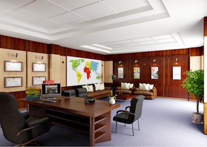 Màu sắc của đồ dùng văn phòng hợp mệnh của chủ nhân sẽ mang lại nhiều thuận lợi.