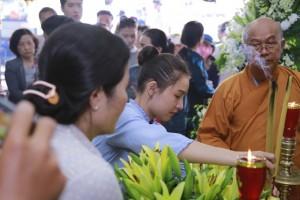 Văn khấn tang lễ - Lễ Triệu Tịch Điện Văn