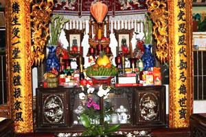 Văn khấn tang lễ - Lễ Chầu Tổ
