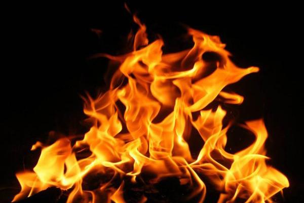 Mơ thấy lửa