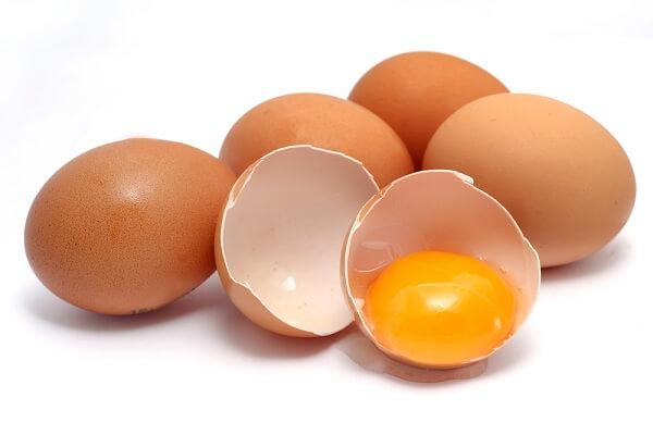 mơ thấy quả trứng