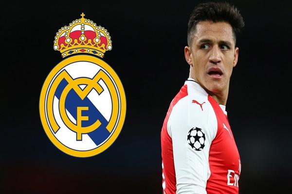 Sanchez phản bội Barca sang Real