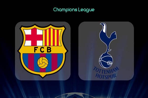 Nhận định Barcelona vs Tottenham