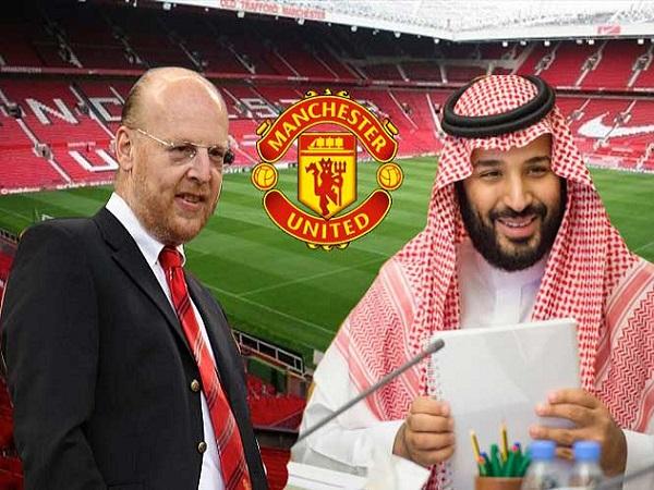 Thái tử Ả Rập mua Man Utd với giá 3,8 tỉ bảng?