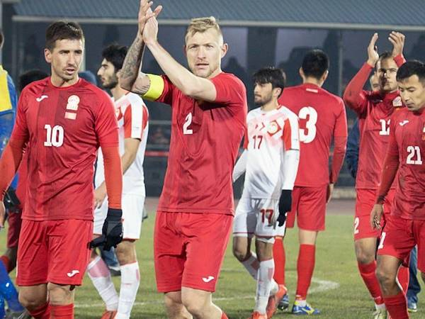 ĐT Việt Nam chốt địa điểm tổ chức trận giao hữu với Kyrgyzstan