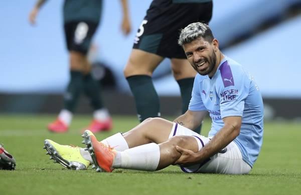 Tin thể thao 28/7: Aguero sẽ vắng mặt trong trận Man City vs Real Madrid