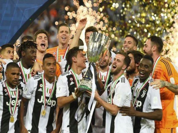 Juventus cần điều kiện gì để vô địch Serie A vòng tới