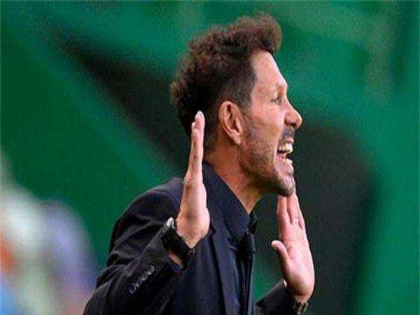 Tin bóng đá chiều 14/8: Thầy trò Simeone không ngạc nhiên về thất bại