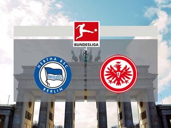 Soi kèo Hertha Berlin vs Frankfurt 01h30, 26/09 - VĐQG Đức