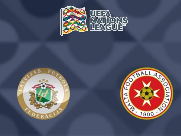 Soi kèo Latvia vs Malta 23h00, 13/10 - UEFA Nations League