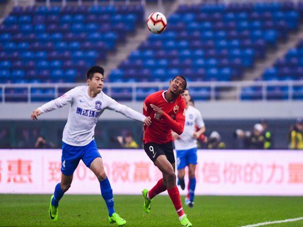 Soi kèo Tianjin Teda vs Shenzhen, 14h30 ngày 16/10 - VĐQG Trung Quốc