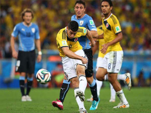 Nhận định soi kèo Colombia vs Uruguay, 03h30 ngày 14/11