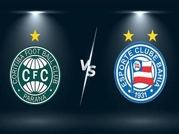 Soi kèo Coritiba vs Bahia 04h00, 17/11 - VĐQG Brazil