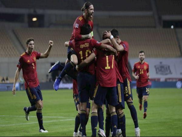 Nhận định tỷ lệ Tây Ban Nha vs Hy Lạp, 02h45 ngày 26/3 - VL World Cup