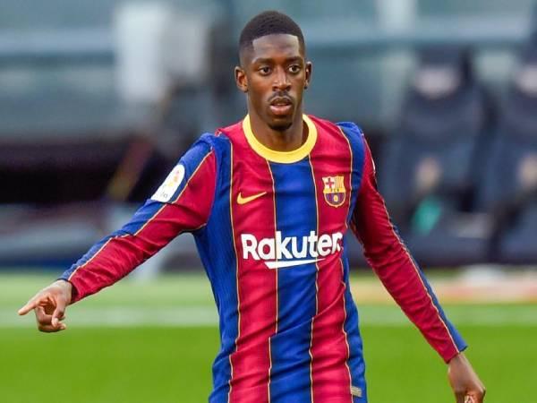 Tin bóng đá thế giới 30/3: Dembele mở đường tới EURO