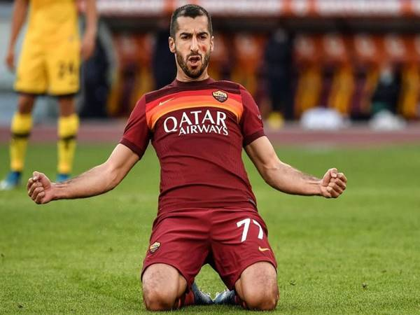Tiểu sử Henrikh Mkhitaryan - Tiền vệ của câu lạc bộ AS Roma