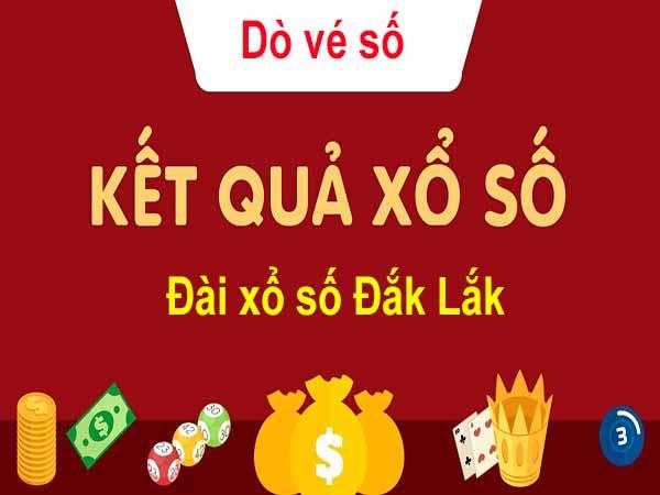 Dò vé số Đắk Lắk - Cách dò XSDLK hôm nay chính xác nhất