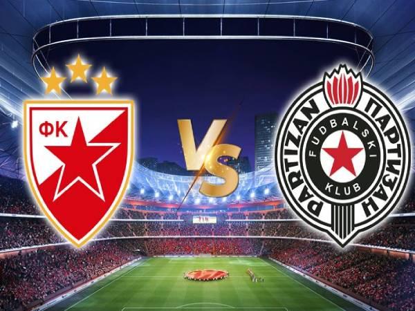 Phân tích kèo Partizan vs Crvena Zvezda, 00h00 ngày 26/5