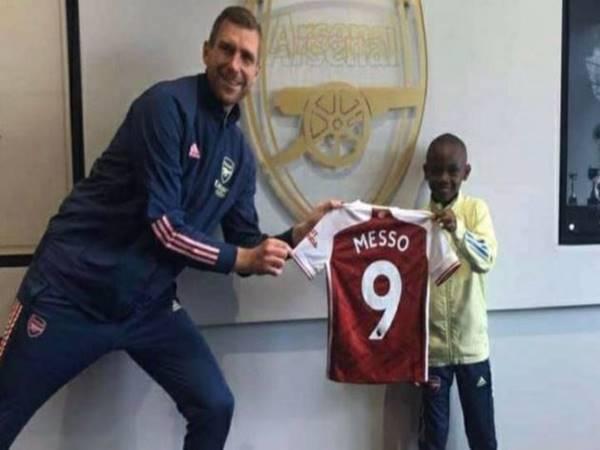 Tin thể thao trưa 20/5: Tân binh Leo Messo đến Arsenal