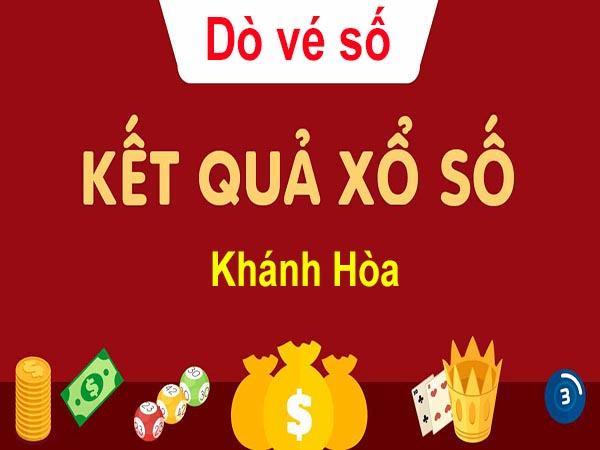 Hướng dẫn phương pháp dò vé số Khánh Hòa chuẩn xác nhất