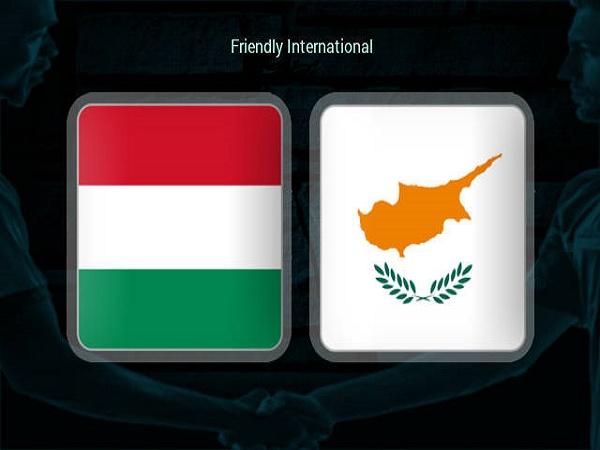 Soi kèo Hungary vs Cyprus – 01h00 05/06, Giao hữu quốc tế