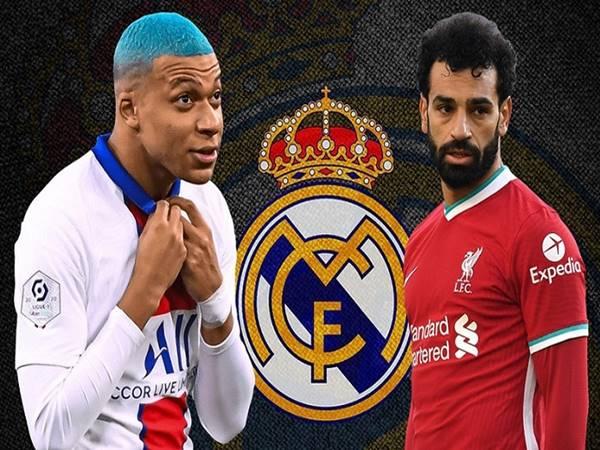 Tin chuyển nhượng ngày 17/7: Real Madrid chọn Salah thay Mbappe