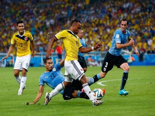 Soi kèo bóng đá Uruguay vs Colombia, 5h ngày 4/7