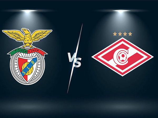 Nhận định Benfica vs Spartak Moscow – 02h00 11/08, Cúp C1 Châu Âu