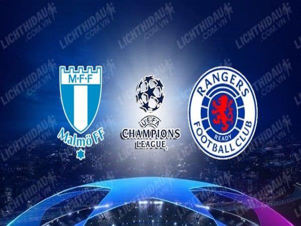 Soi kèo Malmo vs Rangers – 00h00 04/08/2021, Cúp C1 Châu Âu