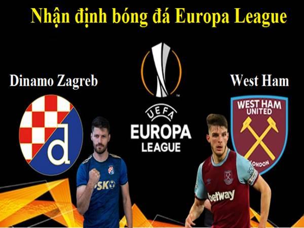 Soi kèo châu Á Dinamo Zagreb vs West Ham, 23h45 ngày 16/9 Cup C2