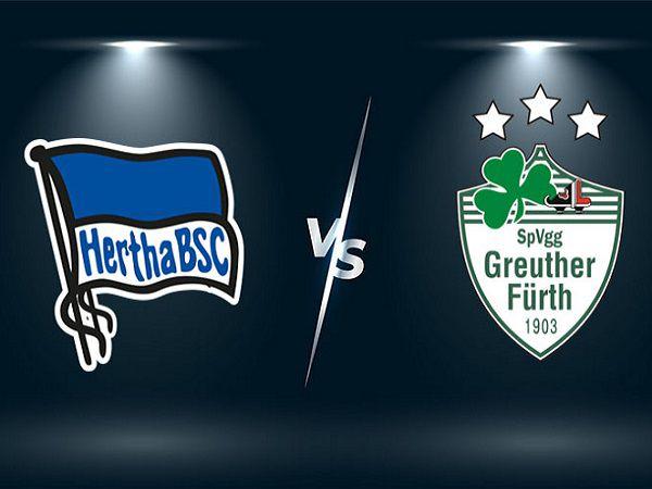 Soi kèo Hertha Berlin vs Greuther Furth – 01h30 18/09, VĐQG Đức